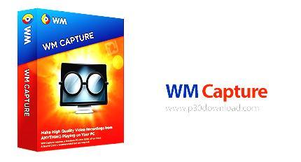 دانلود WM Capture v8.10.1 – نرم افزار ضبط ویدئو های آنلاین و ذخیره سازی فیلم های دی وی دی های رمزگذاری شده