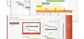 دانلود Office Timeline+ v3.62.01.00 – افزونه ساخت جداول زمانی برای پاورپوینت