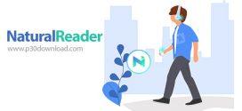 دانلود NaturalReader v16.1.1 Professional – نرم افزار تبدیل متن به گفتار